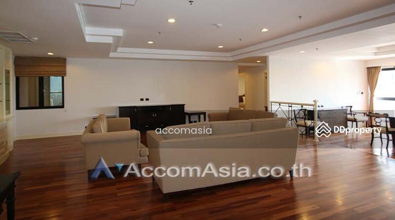 Serene environment Apartment 3+1 Bedroom For Rent BTS Thong Lo in Sukhumvit Bangkok (AA23561) #87626887