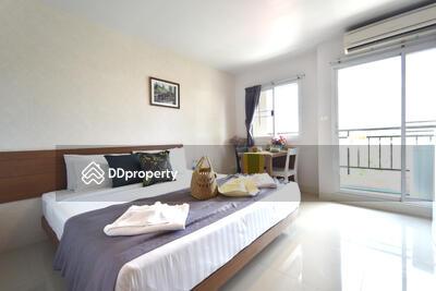 ให้เช่า - เซอร์วิสอพาร์ทเมนท์ 1 นอน ห้องสวย ใกล้ BTS ทองหล่อ ขั้นต่ำ 6 ด. (ID 400743)