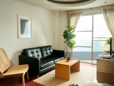 For Rent - Homely 2-BR Serviced Apt. near Hua Mak Station (ID 408680)