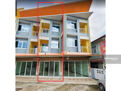 For Rent - 3A5MG0346 - Three storey commercial building for rent with 4 bedrooms, 3 toilets and 1 kitchen.
