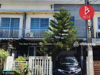 For Sale - ขายทาวน์โฮม 2 ชั้น หมู่บ้านเดอะคอนเนค9 นวมินทร์ 70 บึงกุ่ม กรุงเทพมหานคร