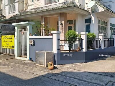 For Sale - B 2 storey townhouse for sale in Sira Phatra 2 Sai Ma, 73 sq. m . . 32 sqm. House in very good conditi