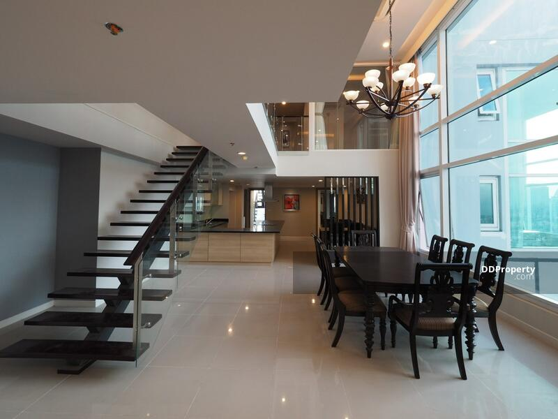4 bedroom penthouse for rent at Circle Condominium #89831729