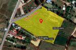 R108_022 #ขายที่ดินหนองปลิง   ขายที่ดิน (โฉนด ) อ. เมืองนครสวรรค์ 9-1-65 ไร่ <<  450, 000/ ไร่ <<  4, 200, 000 / ยกแปลง