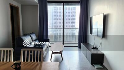 For Rent - Amazing High Rise 2-BR Condo at The Lofts Silom near BTS Surasak (ID 392712)