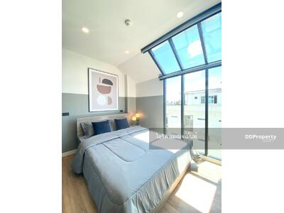 For Rent - FOR RENT :: Groove Ratchada - Rama 9 : Condo 1 bedroom Size 36 sq. m. Floor 8 Top floor and nice room (IRR2021_0497)