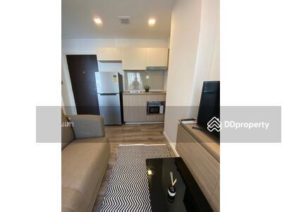 For Rent - มาใหม่! ! ให้เช่า บราวน์ คอนโด ห้วยขวาง 23 ตรม. ชั้น 5 ห้องใหม่ ครบครัน พร้อมอยู่