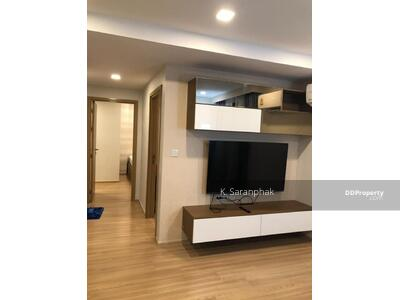 For Rent - Ready move in near BTS Victory Monument! Condo for rent Maestro 07 Type 2 bedroom 2 bathroom 60 sq. m. Floor 3