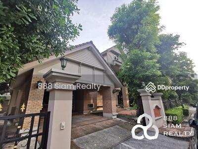 For Sale - SALE : Laddarom Ekkamai-Ramintra 4 bed, 4 bath. Size : 267 sqm.
