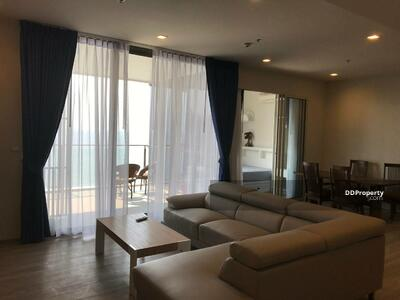 For Rent - Three Bed Condo for Rent in Bang Lamung MSP-35905