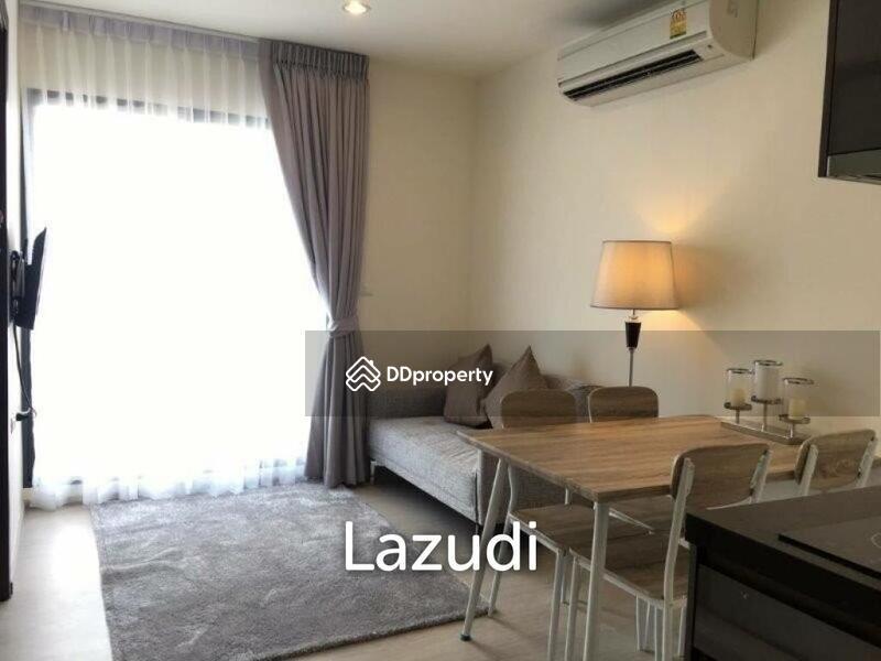 Lazudi Rhythm Asoke / Condo For Rent / 2 Bedroom / 41.5 SQM / MRT Phra Ram 9 / Bangkok