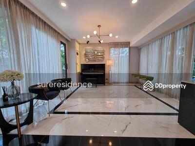 For Rent - 3639-A ให้เช่าและขายบ้านเดี่ยว 3 ชั้น, 4 ห้องนอน, ห้วยขวาง O88-7984117