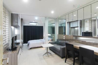 For Sale - Condo for sale, SYM VIBHA-LADPRAO  1 bedroom, 16th floor, near BTS Mo Chit.   CNOP15319