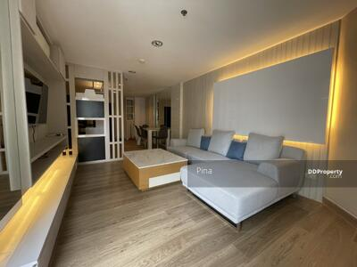 For Sale - Hot Deal Sale Belle Grand Rama 9 3 Bed 2 Bath Only 12. 69 MB. Pool view with nice decoration