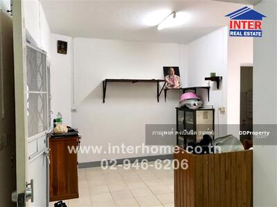 For Sale - คอนโดมิเนียม 31. 75 ตร. ม. บ้านเอื้ออาทรปัญญารามอินทรา ถนนรามอินทรา - 43442