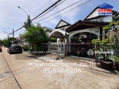 For Sale - บ้านแฝด 2 ชั้น 35 ตร. ว. หมู่บ้านลานทอง ติวานนท์-แจ้งวัฒนะ ถนนติวานนท์ - 43411