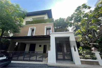 For Rent - (920071053-276) Luxury house in the compound middle sukhumvit