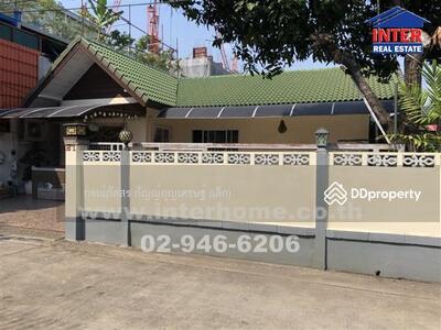 For Sale - บ้านเดี่ยว 1 ชั้น 56 ตร. ว. ใกล้ไบเทคบางนา ซอยลาซาล15 ถนนสุขุมวิท - 42074
