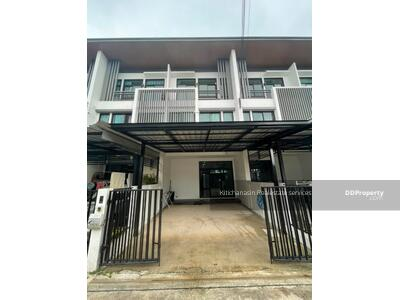 For Rent - Notify the code KRE-B1109 Townhouse COZY Ladprao 41, very new condition, 3 bedrooms, 3 bathrooms, 21 sq. Wah, 3 floors, rent 30, 000 baht @line: 0932181290.