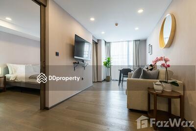 For Rent - 1 Bedroom Apartment for rent at Klass Siam U1014938