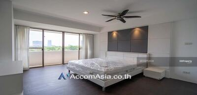 For Rent - Family Apartment with Lake View Apartment 3 Bedroom For Rent BTS Asok - MRT Sukhumvit in Sukhumvit Bangkok ( 1416080 )