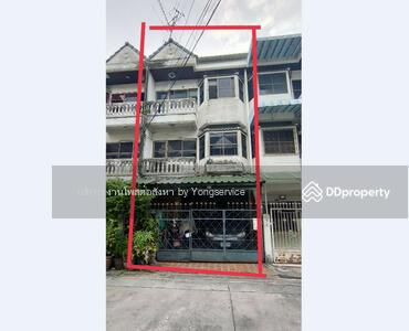 ขาย - (เจ้าของขาย) ทาวน์โฮม 3 ชั้น ซอยเรวดี 75 รัตนาธิเบศร์ ใกล้ MRT แยกนนทบุรี 25 ตร. วา 4 ห้องนอน 3 ห้องน้ำ 1 ห้องครัว