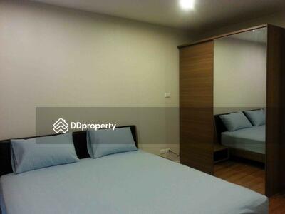 For Rent - Large 1-BR Condo at Chamchuri Residence near BTS Sala Daeng   6 Mo. Avl. (ID 382716)