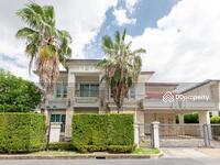 ขาย - ขาย บ้านเดี่ยวราชพฤกษ์ Bangkok Boulevard สาทร-ปิ่นเกล้า 102. 8 ตรว. 4 นอน 5 น้ำ พร้อมห้องแม่บ้าน ต้นโครงการ  สภาพดี เยื้อง Food villa