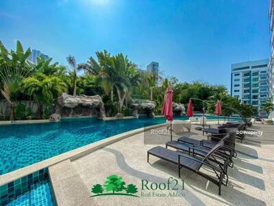 For Sale - SUPER HOT SALE  @Club Royal  100 meters to Wong Amart beach / / CB-0177F