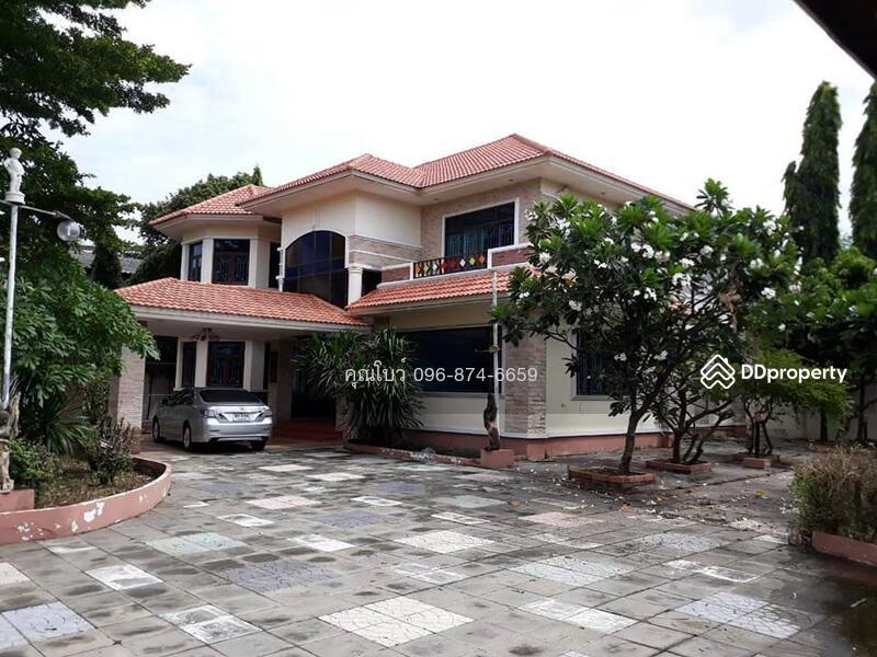บ้านสร้างเอง 2 ชั้น ซอยรามอินทรา 38 #89761007