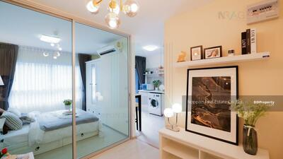 For Sale - Condo for sale, ASPIRE Ladprao 113, type 1 bedroom, 6th floor, size 28 sq. m. , near The Mall Bangkapi   CNOP15534