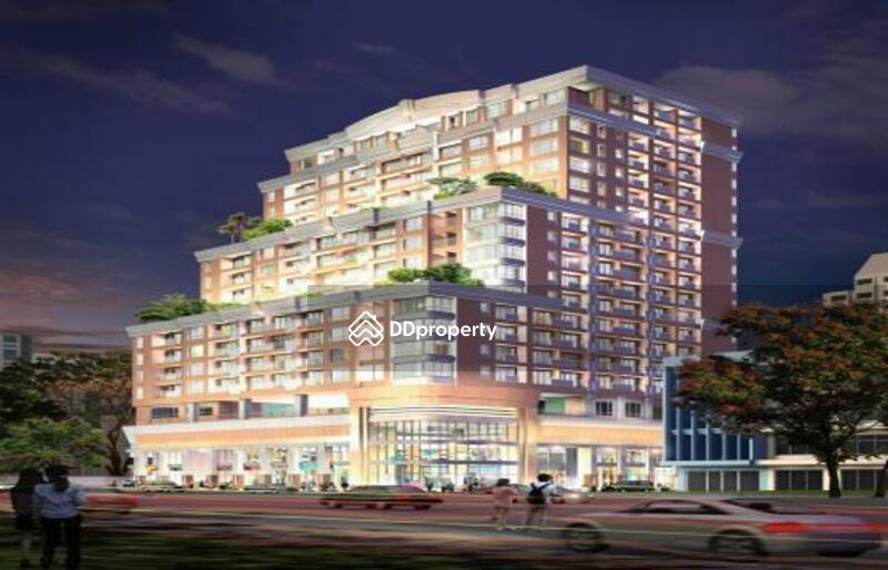 Silom Grand Terrace Condominium #89798343