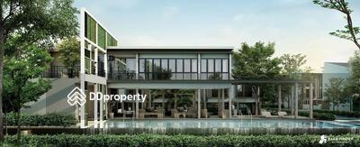 For Sale - (HUB-111) ขายบ้านกลางเมือง กัลปพฤกษ์ ราคาถูกที่สุด 3. 4 ลบ. เดินทาง 10 นาทีถึงสาทร