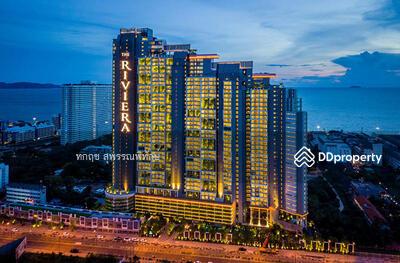 ขาย - ด่วน ขายถูกที่สุด Riviera  ห้องหลุด ราคาพิเศษเพียง 2. 9 ล้าน  1 ห้องนอน