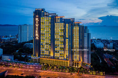 For Sale - Sale 1 Bed The Riviera Jomtien Special price 2. 9 MB Only