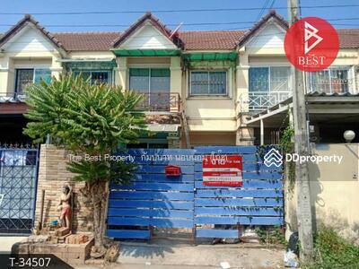 ขาย - ขายทาวน์เฮ้าส์พร้อมผู้เช่า หมู่บ้านบัวดี ท่าข้าม บางขุนเทียน กรุงเทพมหานคร