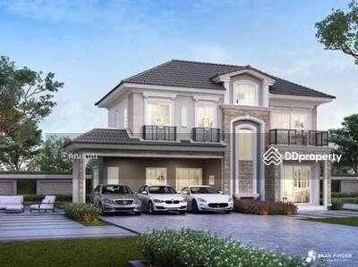 For Sale - R095-040  NA-H7039 ให้เช่า/ขายบ้านเดี่ยว สุดหรู เฟอร์นิเจอร์ครบครัน ในโครงการ Grandio Ladprao-Kaset Nawamin