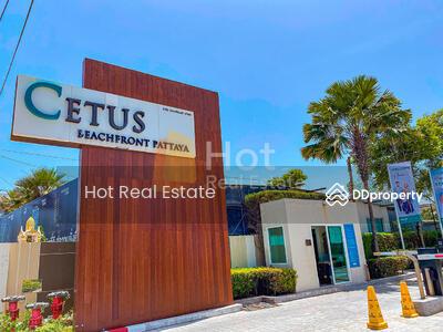 For Sale - 1 Bedroom Condo for Sale with Sea View @Cetus Beachfront Condo