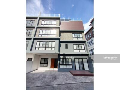 For Sale - C9MG100261 Townhome for sale. There are 6 bedrooms , 8 bathroooms and 1 kitchen. The area size is 41. 1 sq. wa. The price is at THB 21. 9 millions.