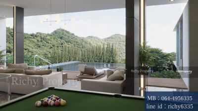 For Sale - H0002 Khao Yai House for Sale Modern Super luxury mansion ready to move in