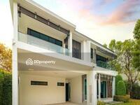 ขาย - ขายบ้านเดี่ยว ลดาวัลย์ รัตนาธิเบศร์ บ้านหลังริม 180 ตรว. ราคาถูกที่สุดของโครงการ