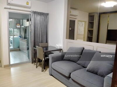 For Rent - 1149-A RENT ให้เช่า 1 ห้องนอน วิวสระ Supalai Veranda Rama 9 0995919653