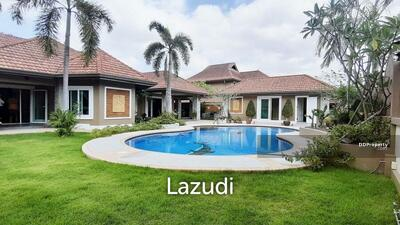 For Sale - 5 Bedroom House For Sale With Private Pool In East Pattaya