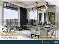 ขายดาวน์ - One Price ห้องใหม่จากโครงการ ราคาเดียวทุกชั้น เพียง @3. 3MB  Whizdom Avenue Ratchada-Ladprao  ติด MRT ลาดพร้าว *Free all ( ค่าส่วนกลาง 1 ปี, เงินกองทุนฯ และ ค่าธรรมเนียมการโอนกรรมสิทธิ์)*