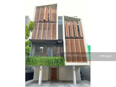 For Sale - HH-3015 House for sale Arna Ekamai near BTS Ekamai 4 floors 430 sqm.