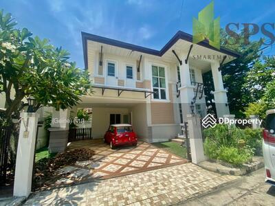 For Rent - Detached house Ananda Sport Life บ้านเดี่ยว อนันดา สปอร์ตไลฟ์ ซอยกิ่งแก้ว19 (SPS-GH1266)
