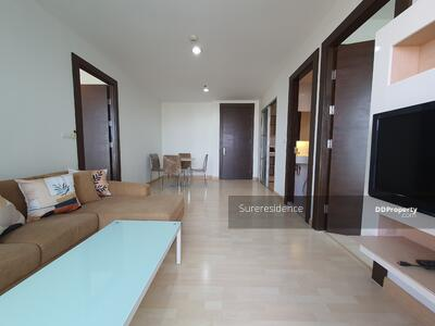 For Rent - 2053(AT)-A RENT ให้เช่า 2 ห้องนอน Rhythm Ratchada 086-4540477