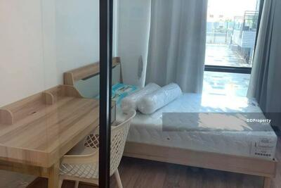 For Rent - Condo for rent HI Sutthisan Condo 1 Bed The cheapest 28 Sqm. Inside the project view (42681)