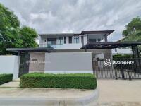 ขาย - ขายบ้านเดี่ยว ถูกหลักฮวงจุ้ย ตำแหน่งดี  ทิศใต้ โครงการนันทวัน ปิ่นเกล้า - ราชพฤกษ์