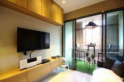 For Sale - Ideo Blucove Sukhumvit, the most beautiful room in the building, near BTS Udom Suk